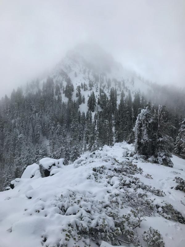 Ash Creek Butte | Mount Shasta Avalanche Center