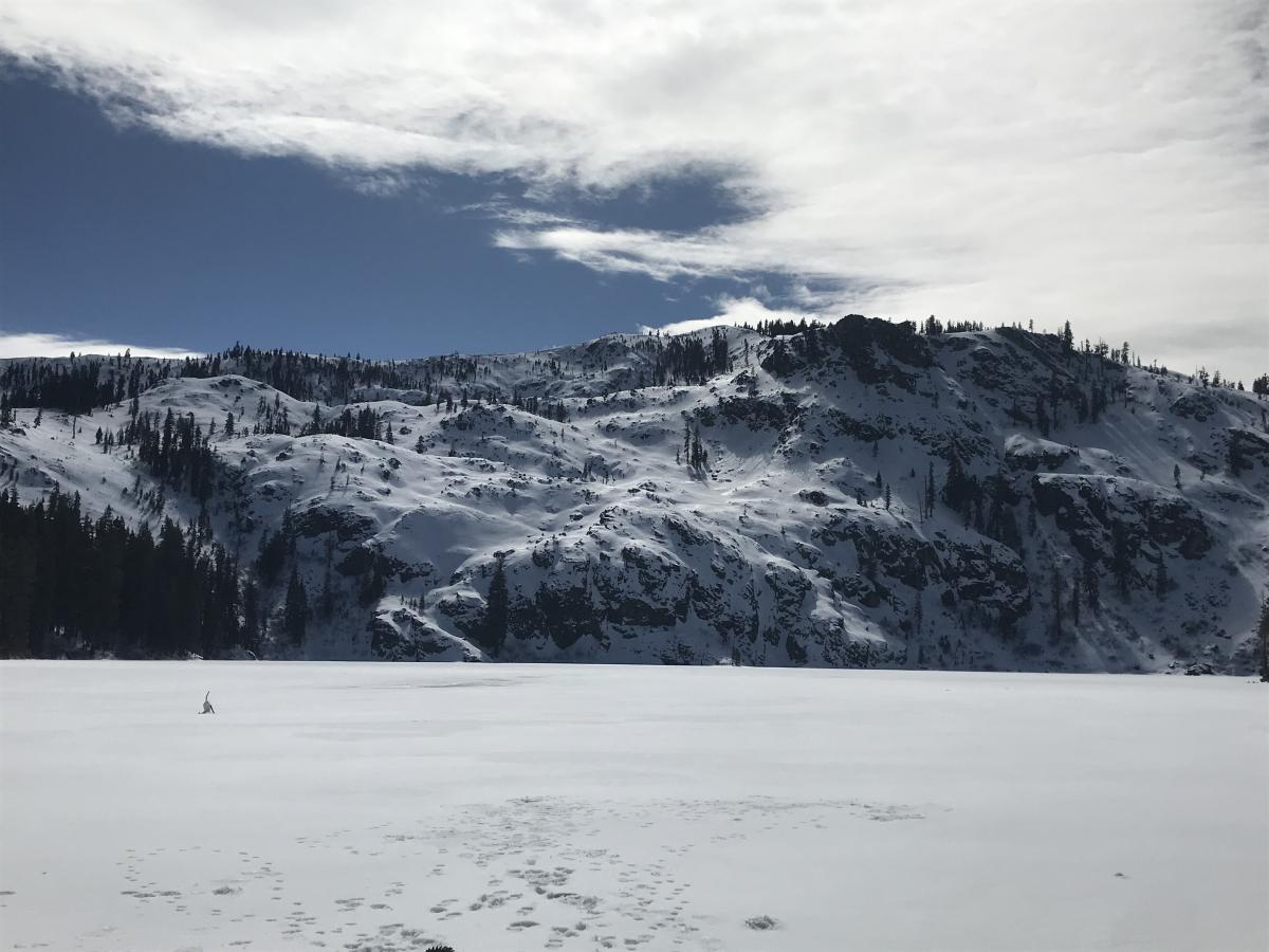 Middle Peak, Castle Lake