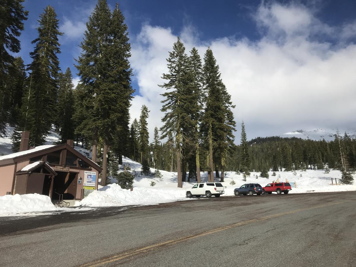 Bunny Flat, 6,960 feet
