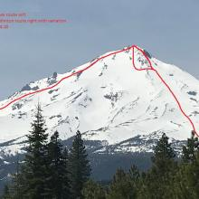 Clear Creek and Hotlum/Wintun routes shown
