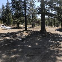 Intersection of Military Pass  and Northgate road (42N16) on 4.5.21