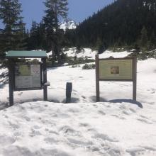 Northgate Trailhead