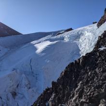 Whitney Glacier