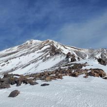 Upper Casaval Ridge