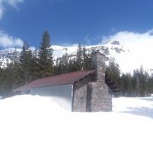 Shasta Alpine Lodge at Horse Camp