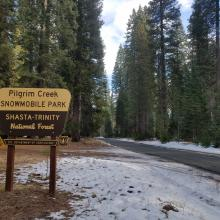 Pilgrim Creek Snowmobile Park
