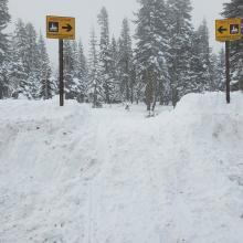 Snowmobile Access