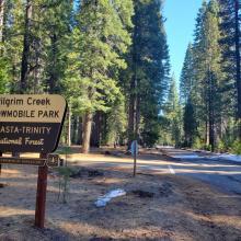 Pilgrim Creek Snowmobile Park