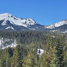 Ash Creek Butte Area