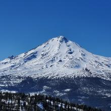 North and East Side of Mount Shasta