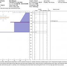 Pit profile from Ash Creek Butte area