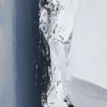 Sargents Ridge, looking east