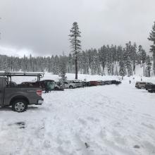 Bunny Flat, 6,950 feet