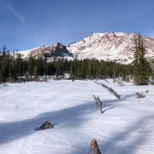 Lower Panther Meadows and Old Ski Bowl