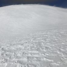 9,500 feet, SE