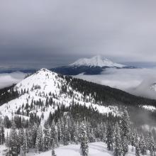 Left Peak, Castle Lake