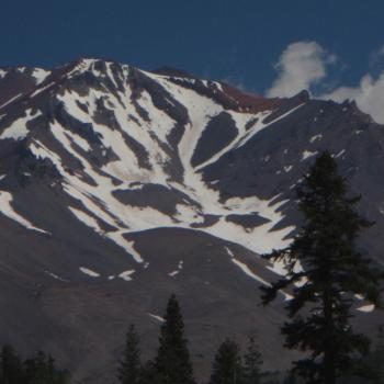 Mt. Shasta - Avalanche Gulch - Late Season - Not a good time to climb this route