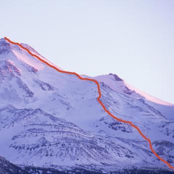 Bolam / Whitney Ridge - Photo by Tim Corcoran