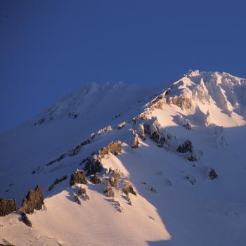 Mount Shasta - Casaval Ridge - Late Spring - Photo by Tim Corcoran
