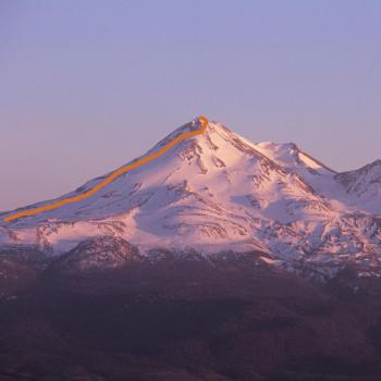 Hotlum Glacier - Photo by Tim Corcoran